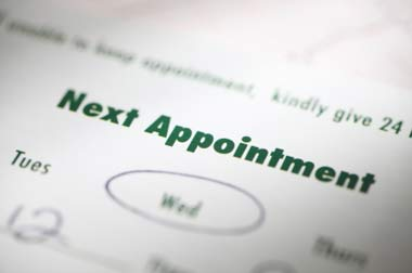 appointments make appointment